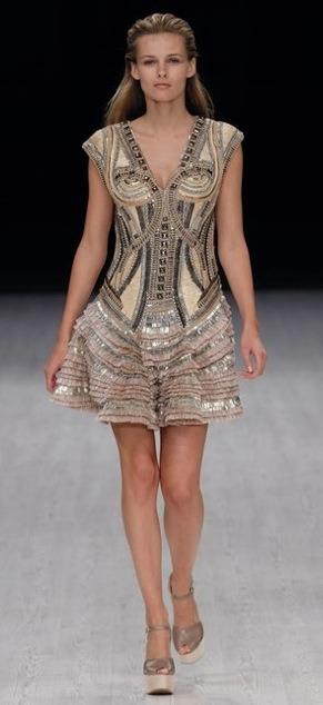 vestidos lujosos