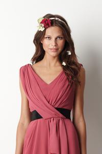vestidos elegantes para madrinas