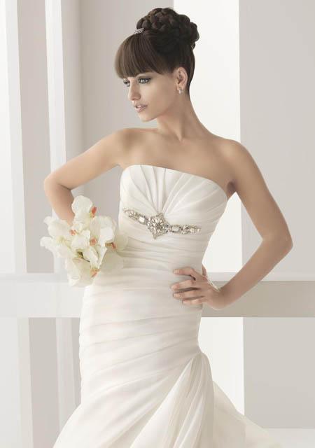 vestidos de novia llenos de elegancia