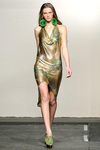 vestidos con brillos