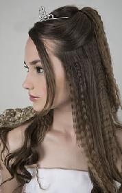 peinados sueltos