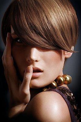 corte de cabello de mujer