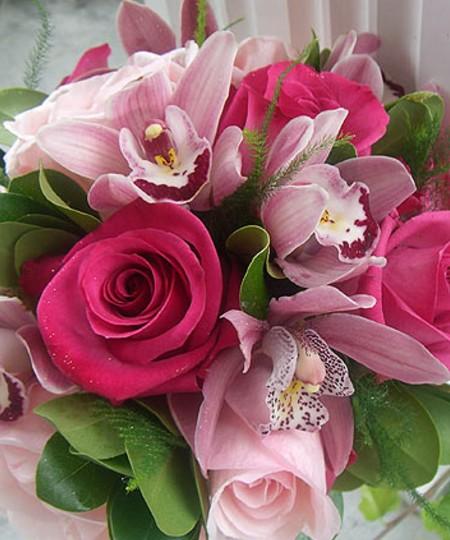 Ramo de flores para novias for Colores sensuales