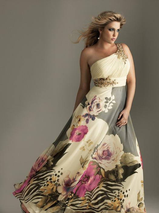 Вечернее платье для полных, красивые платья больших размеров, платья фасона