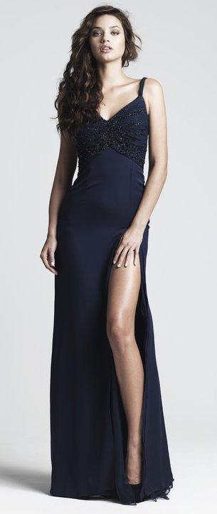 vestidos largos y cortos