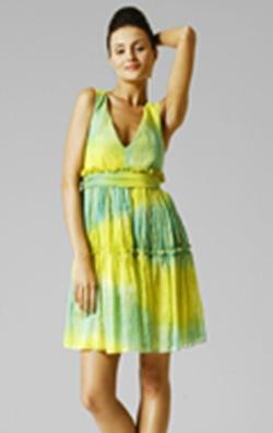 sencillos vestidos