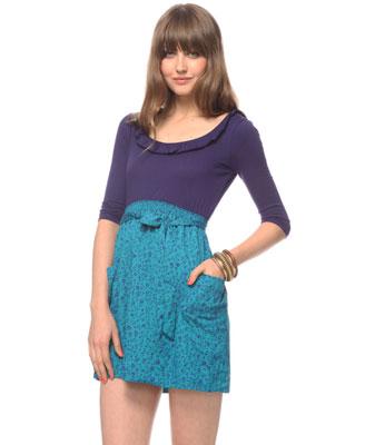 vestidos cortos casuales
