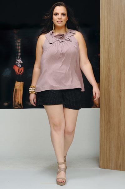 cbe288e183 Modelos de blusas de moda para gorditas 2011