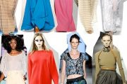 Moda en faldas largas 2011