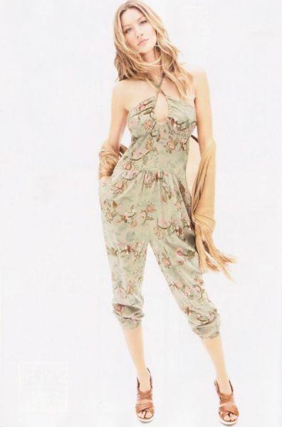 vestidos con pantalones