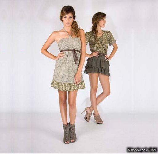 vestidos de moda juvenil
