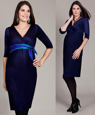 vestidos de noche embarazadas
