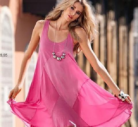 vestidos casuales cortos