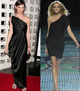 vestidos negros cortos