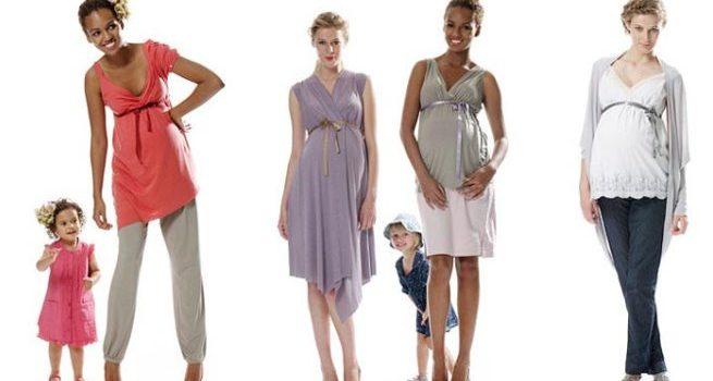 blusas de maternidad