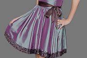 Vestidos cortos para quinceañeras
