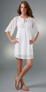 Modelos De Vestidos Blancos Playeros Aquimodacom