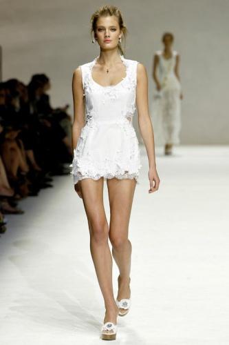 vestidos color blanco