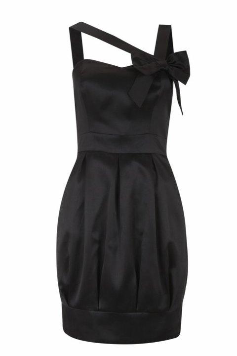 vestidos negros para fiestas