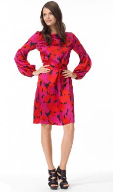 vestidos de colores modernos