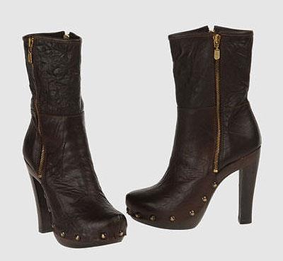 botines y botas altas