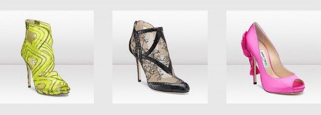 zapatos y accesorios de moda