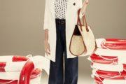 Moda para mujeres, conjuntos de moda de blanco 2011