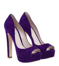 zapatos de moda con brillantes