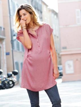 túnicas para embarazadas