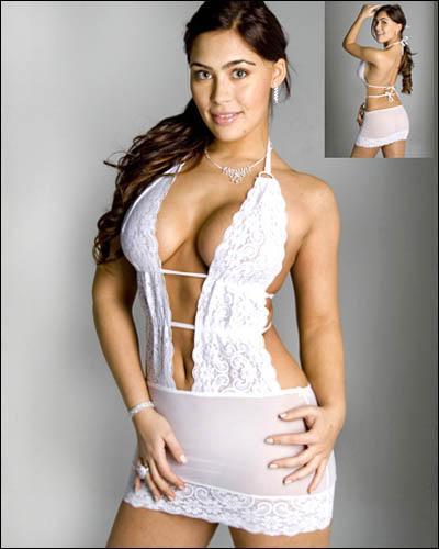 vestidos sexys de encaje