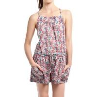 vestidos cortos con flores