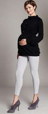 blusas brillantes embarazadas