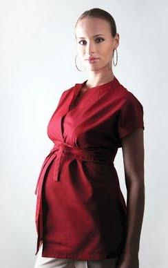vestidos y blusas embarazadas