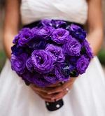 ramos de novia de colores
