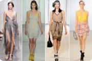 Tendencias de moda Primavera Verano 2011