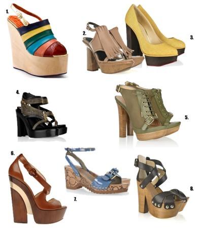 calzados de moda