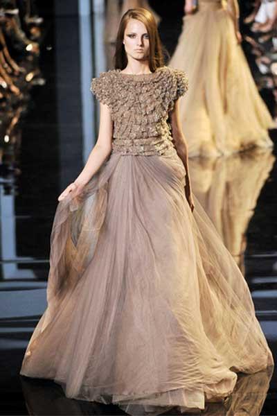 vestidos pomposos largos