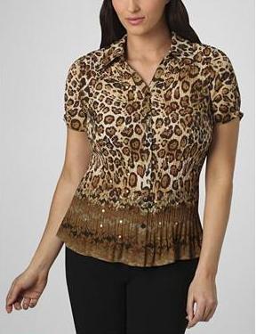 blusas de moda gorditas