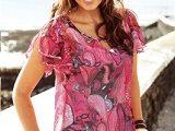 Modelos de blusas muy femeninas