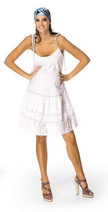 vestidos con capas para embarazadas
