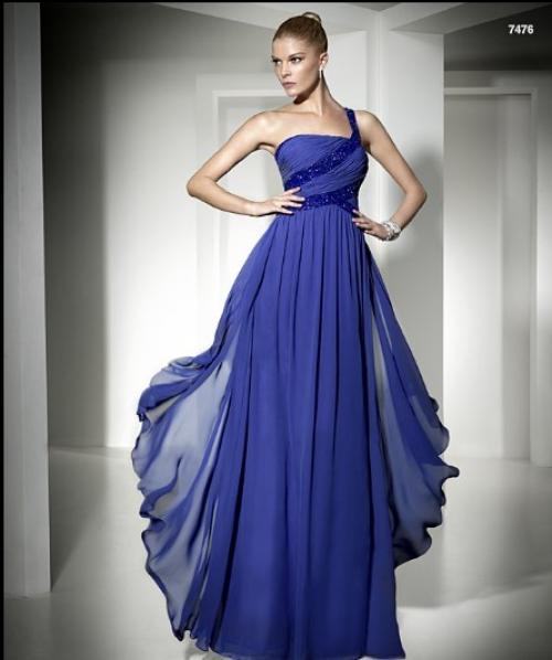 vestidos con faldas amplias
