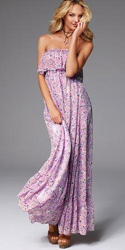 vestidos largos veraniegos