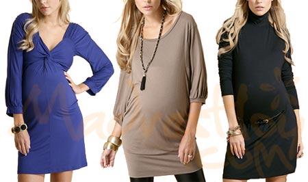 moda mujeres embarazadas