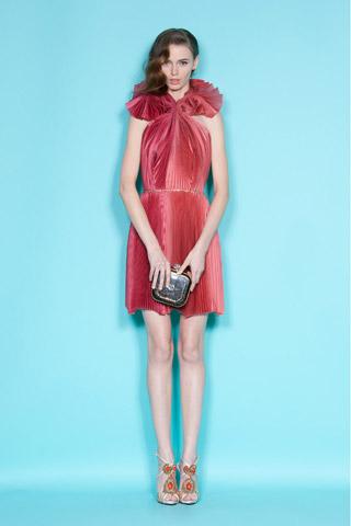 vestidos modernos cortos