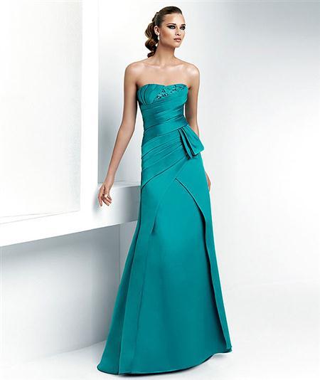 vestidos de colores vivos