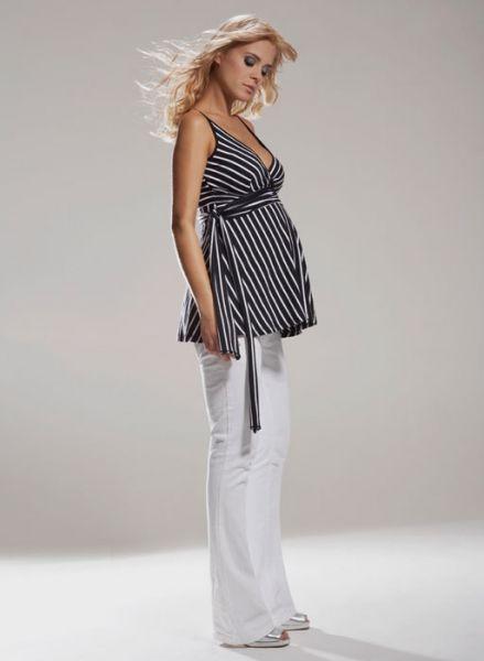 blusas frescas de maternidad