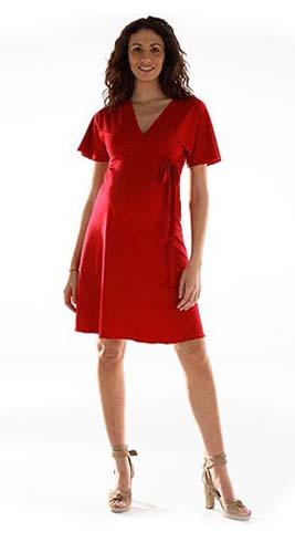 vestidos holgados para embarazadas
