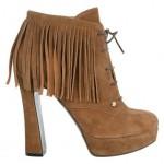 zapatos femeninos de colores