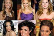 Peinados de fiestas 2012