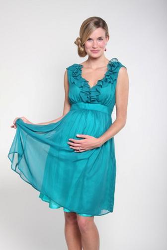 vestidos de gala embarazadas